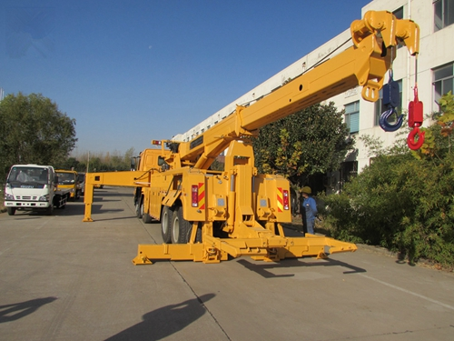 30 ton rotator tow truck