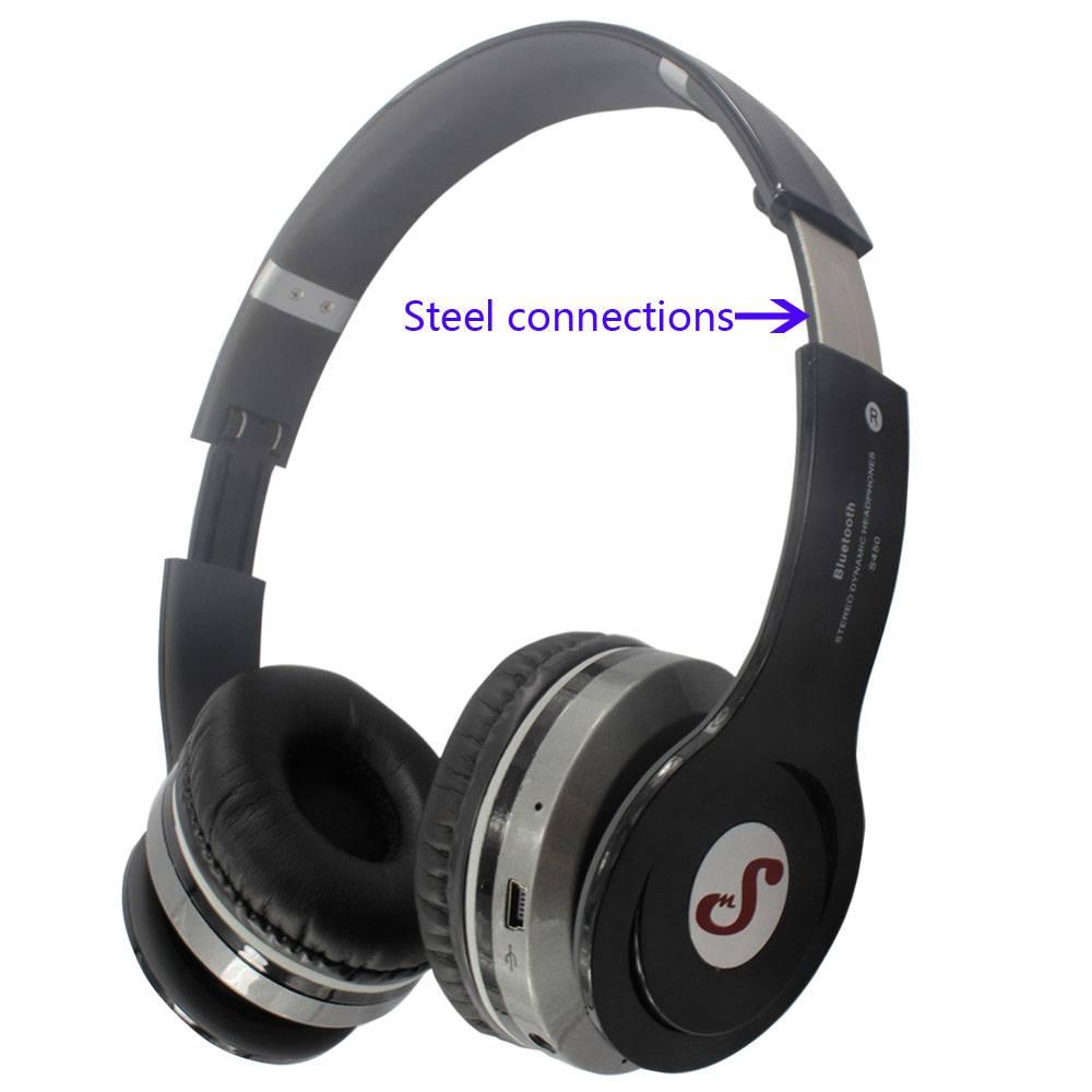 bluetooth headphone s450 good quality