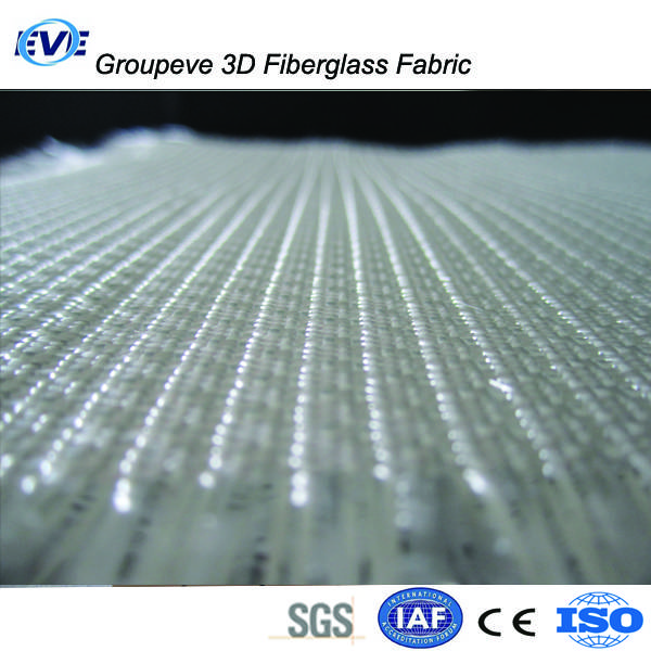3mm Thick 3D Fiberglass Fabric for Airscrew blade