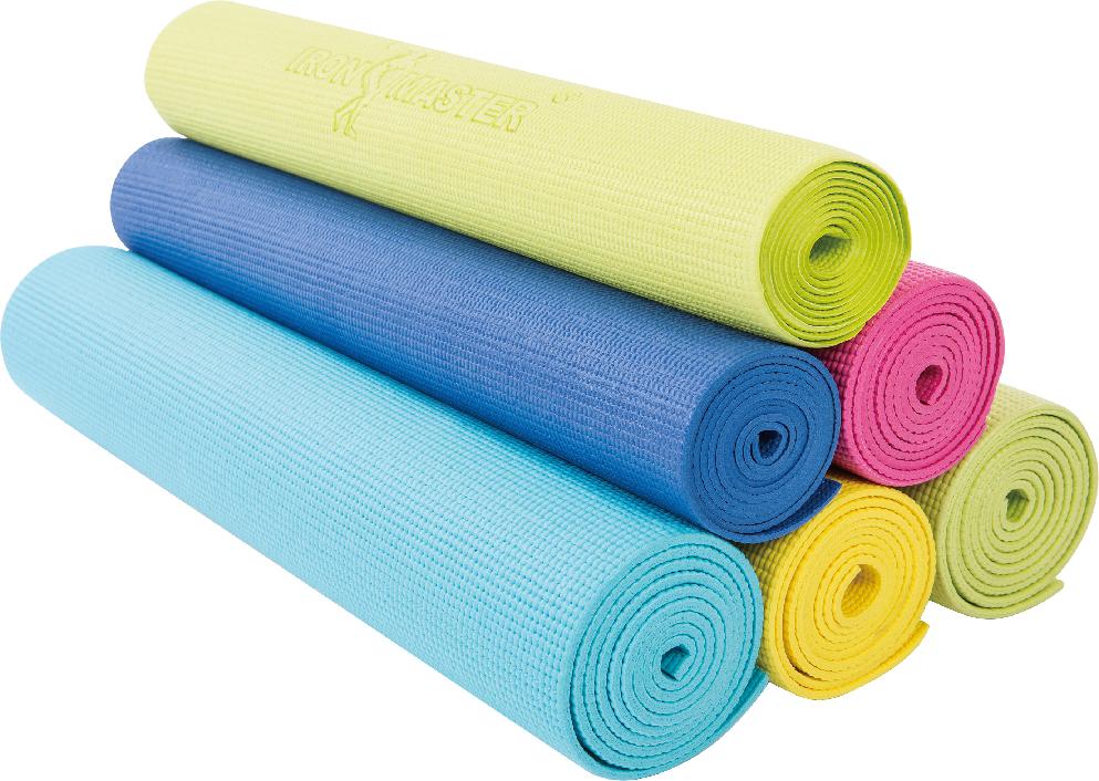 The best PVC yoga mat for yoga girl