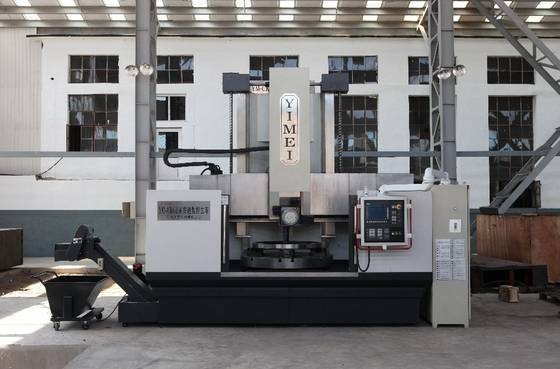 YM-CNC High-speed Single Column Vertical Lathe CKG160