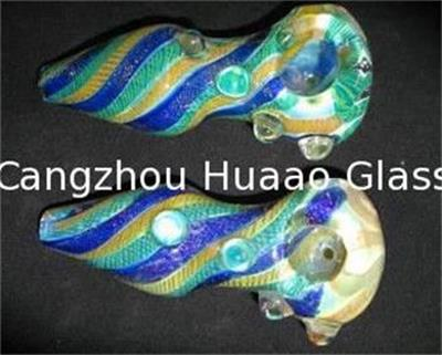 glass hand pipes made in china