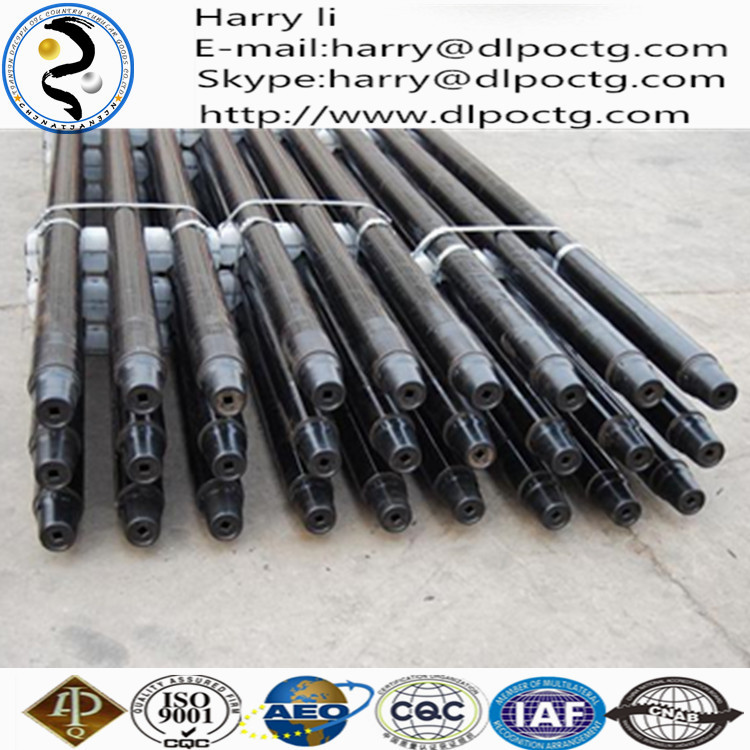 borehole drilling machine drill pipe
