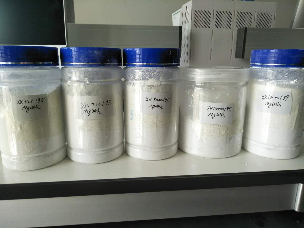 Magnesium hydroxide as PH neutralize agent for checmical waste watertreatment