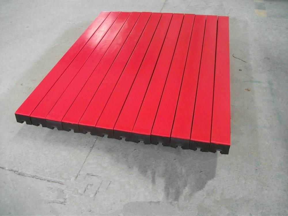 impact bar,conveyor impact bar