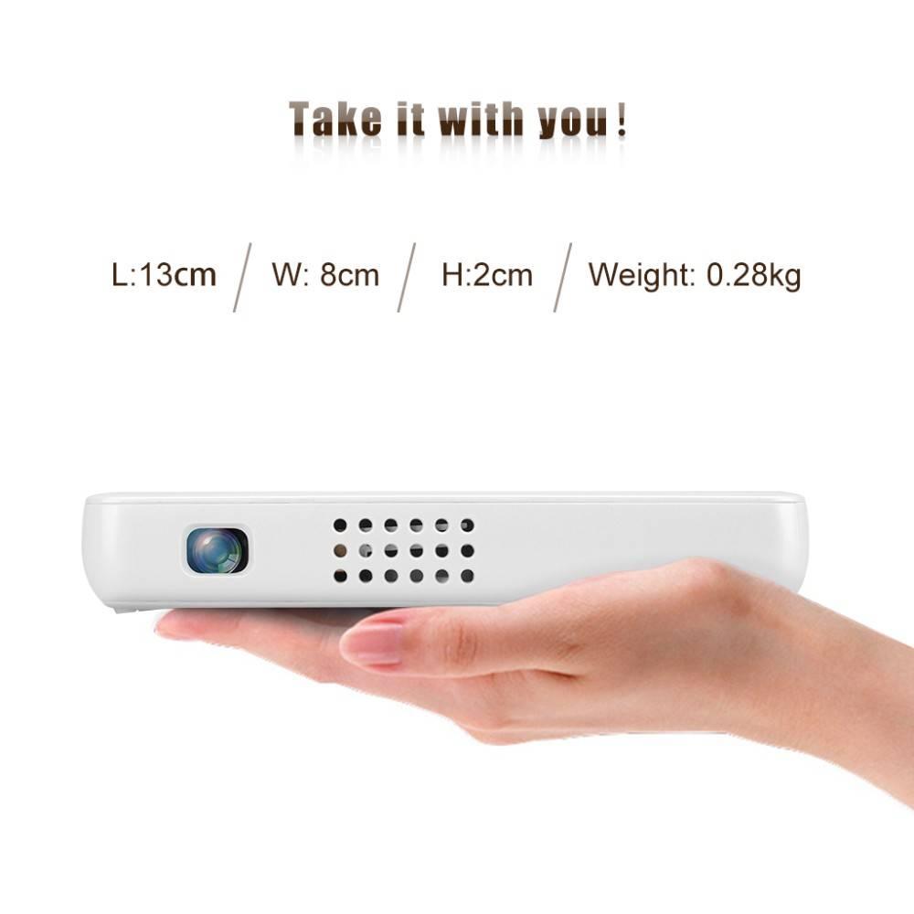 simplebeamer GP1S DLP PICO led Projector