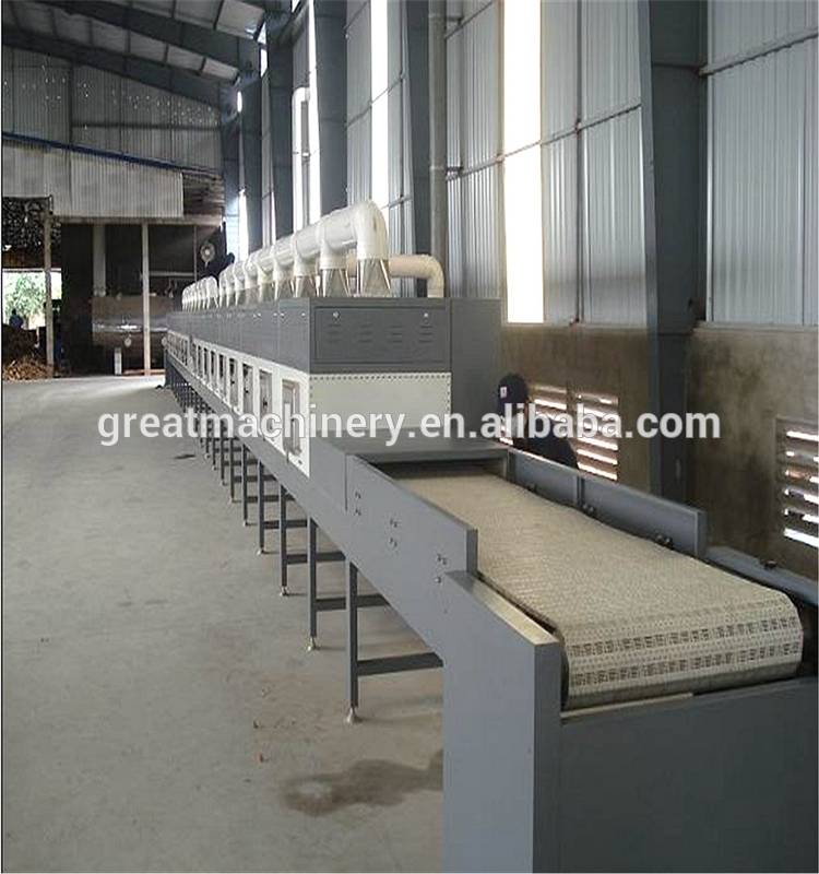 2016 high technology industrial stainless steel drying machine/tunnel dryer