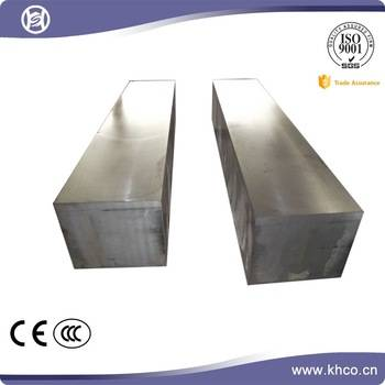 Cold working alloy forged steel plate AISI D6