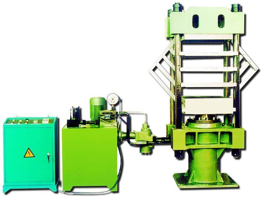 EVA foaming press