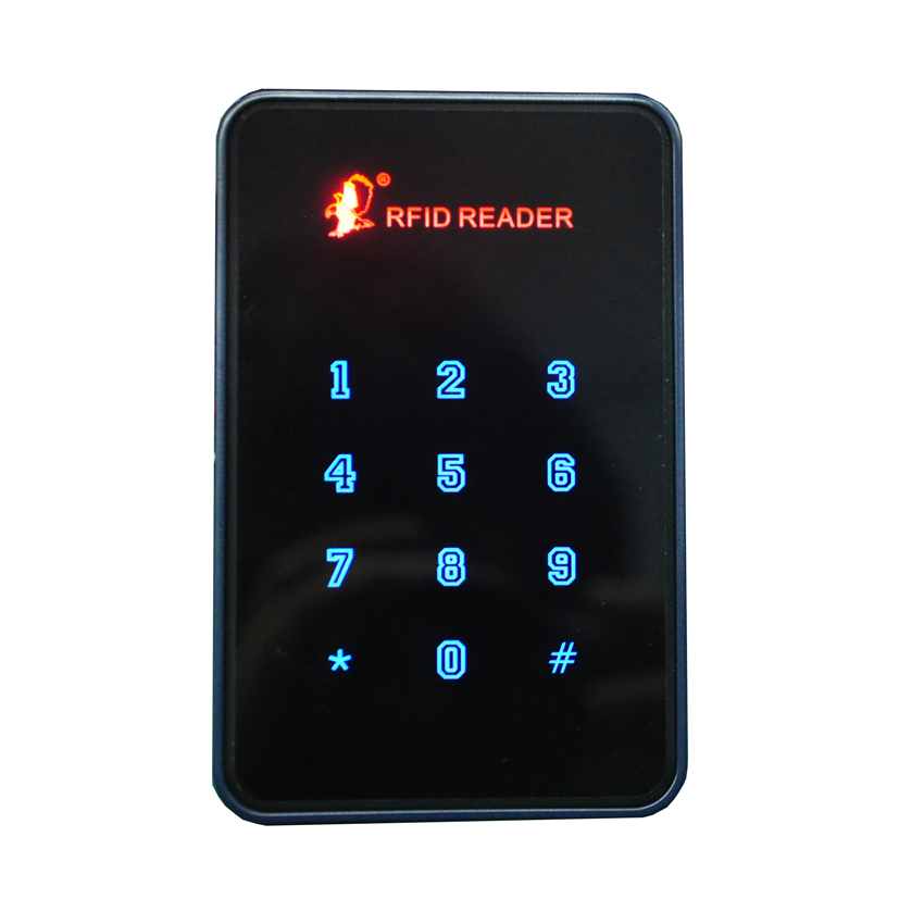 CR-3079C touchscreen keypad card reader