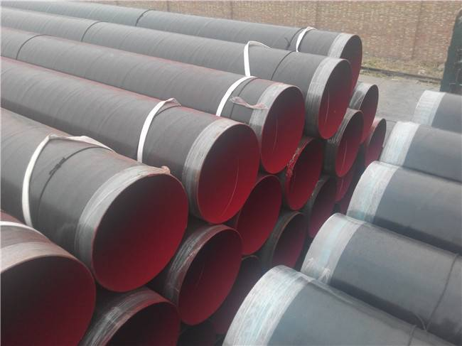 Anti-corrosion steel pipe