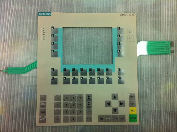 Membran keypad for C7-636 REPAIR