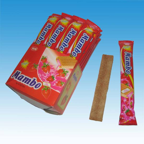 YUB001 8g Mambo Biscuit(Strawberry)