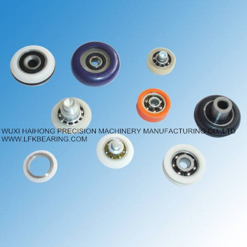 Plastic-injection Ball Bearing