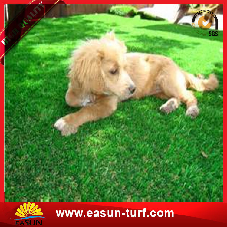 Artificial lawn Synthetic Grass turf fake lawn for home garden-Donut
