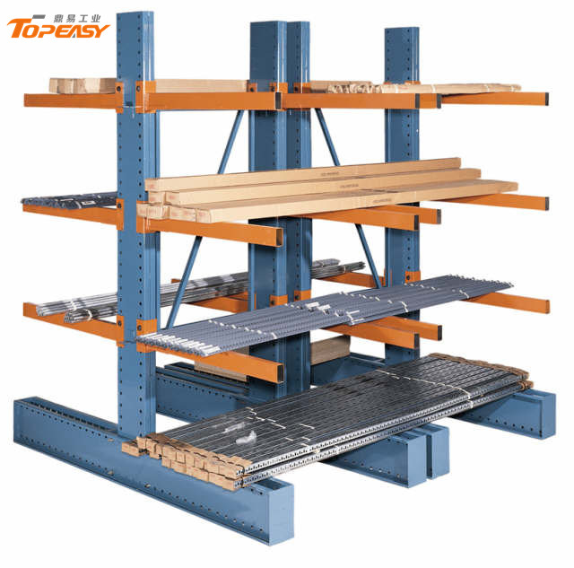 Warehouse Storage Heavy Duty Cantilever Rack