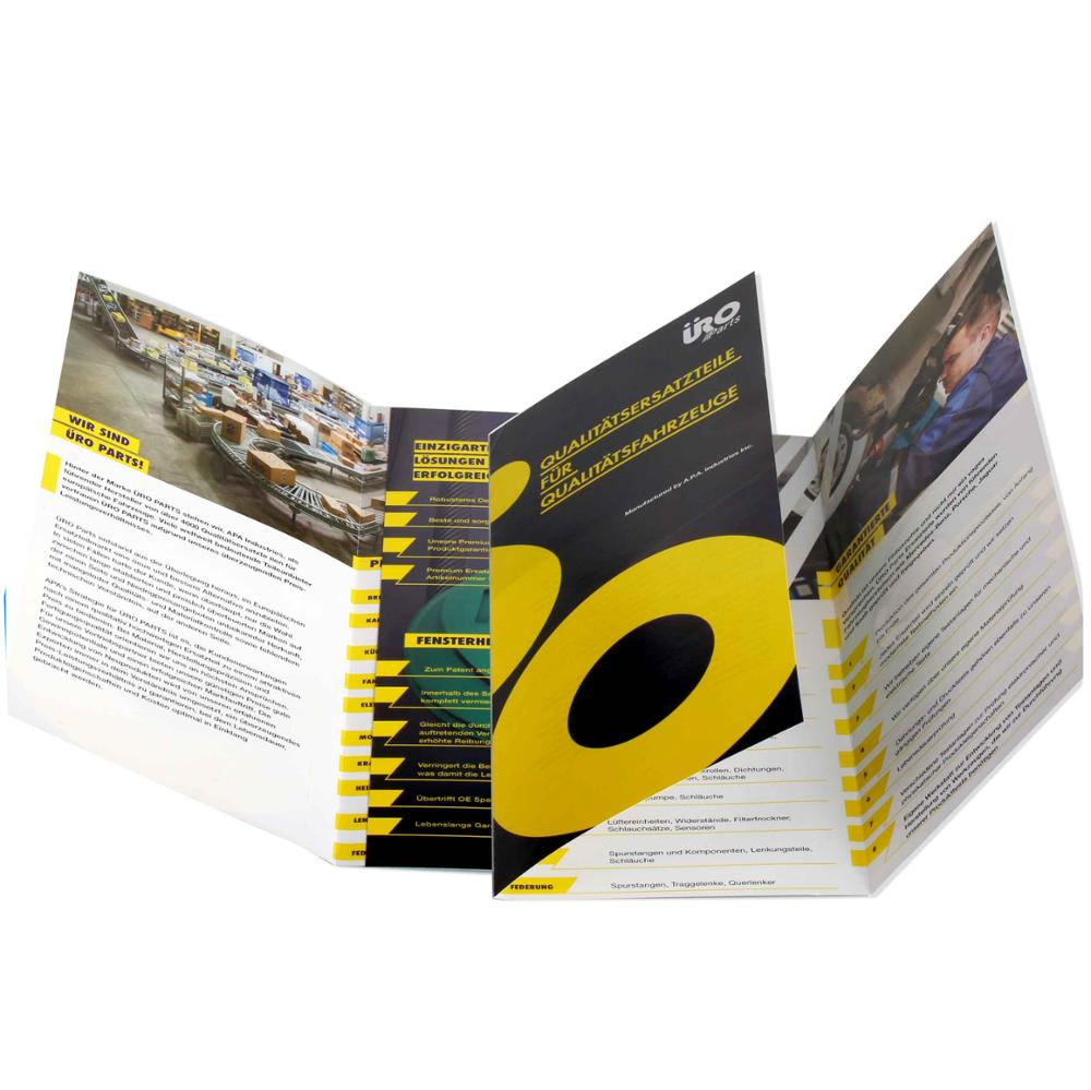 78 percent buyers like full color cheap flyers printing