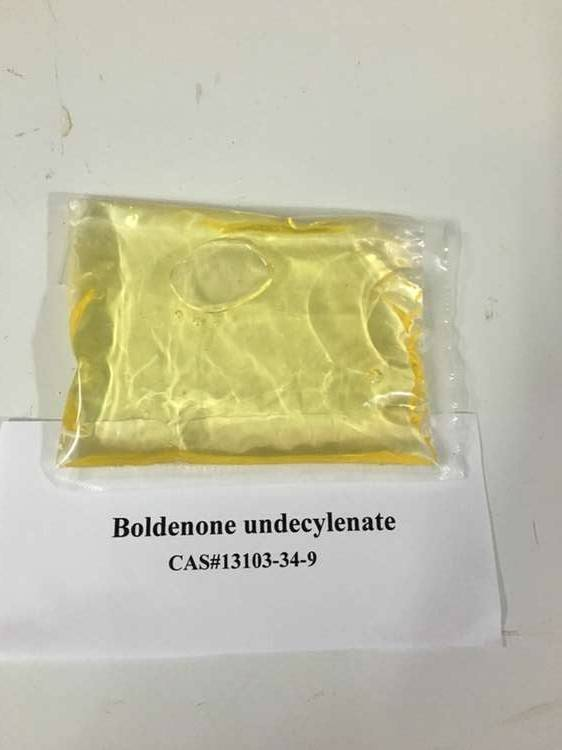 chemical Boldenone undecanoate