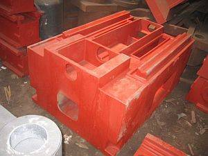 Iron Casting Parts for Machinery