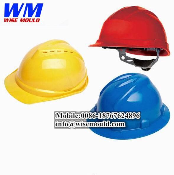 Professional plastic safety helmet mould&industrial helmet mold&safety helmet molds manufacturer