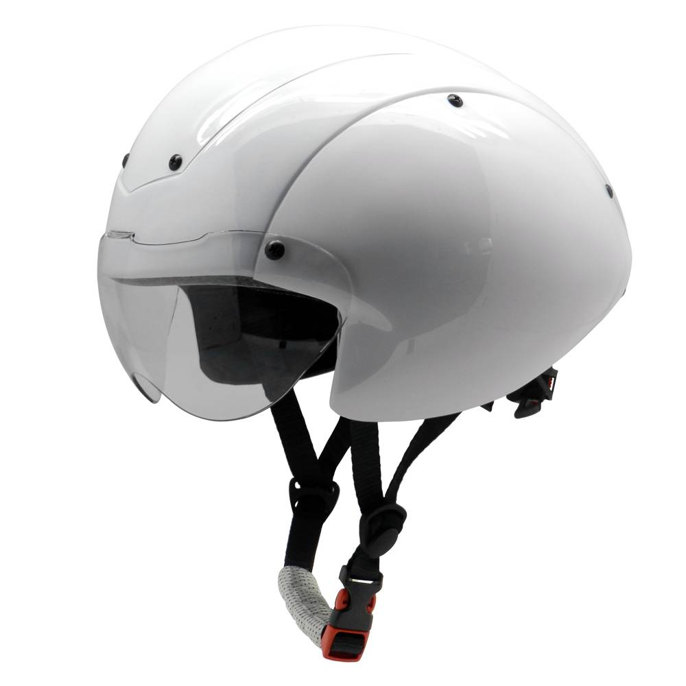 Removable Aero Covers Time Trial Helmet