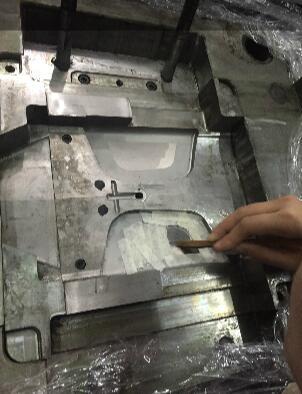 MTSON plastic mold for plastic parts