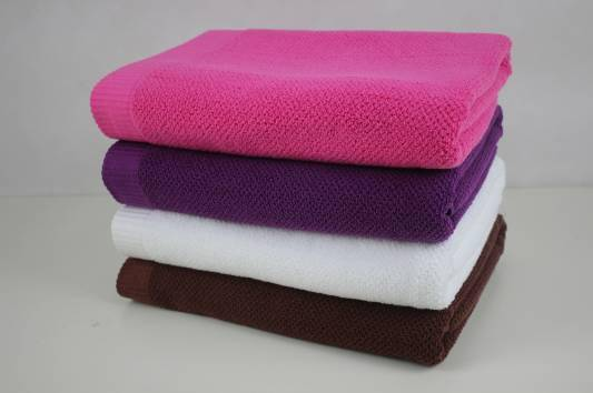 100%cotton embroidery bath towel