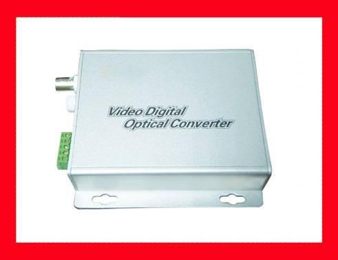 one channel fiber video converter,optical video multiplexerr:FOV-1