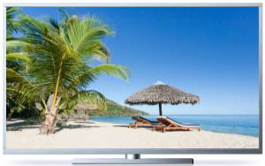 """58"""" LCD Television with VGA, HDMI Optional (LE58C4)"""