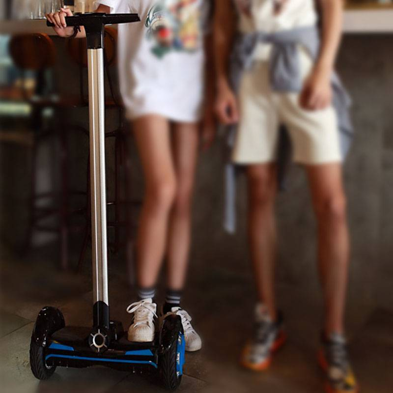 8inch/10inch two wheels self balancing scooter with handle control and remote control