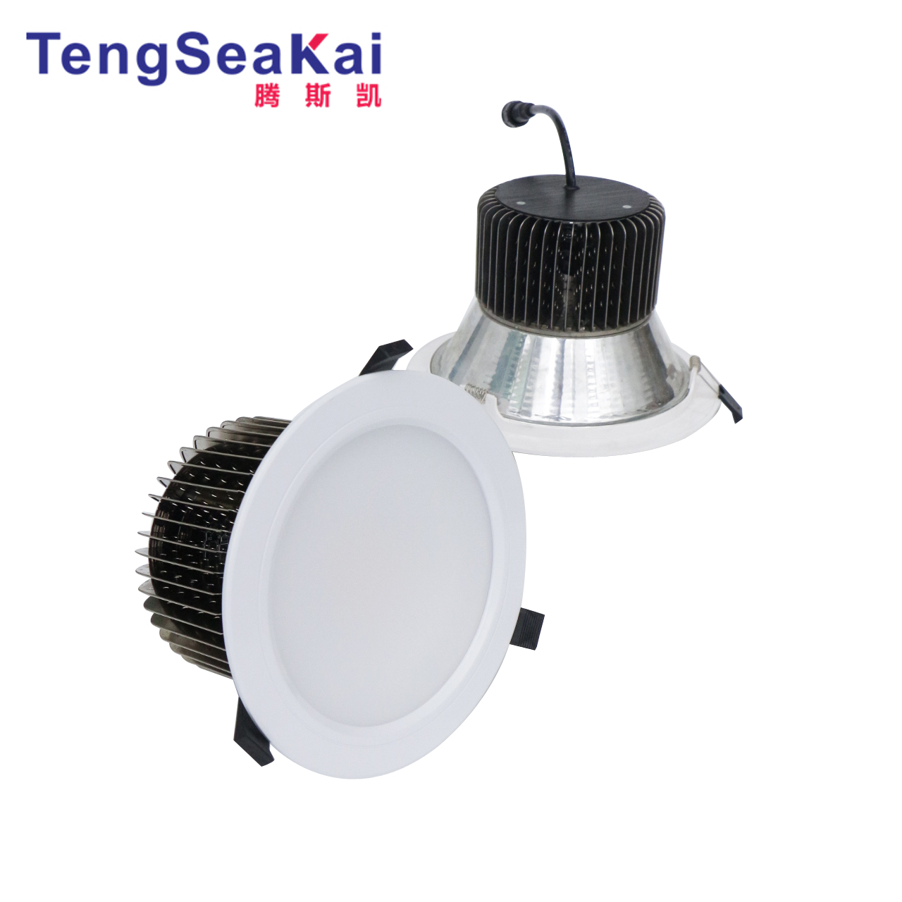 Eco-friendly led downlight round ceiling lamp 50W 60W 80W 100W 120W high lumen lighting