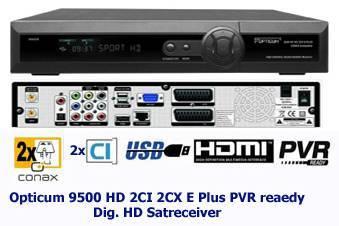 Opiticum 9500HD,Orton 9500HD,Globo 9500HD