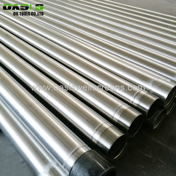 High quality stainless steel v shape wedge wire screen