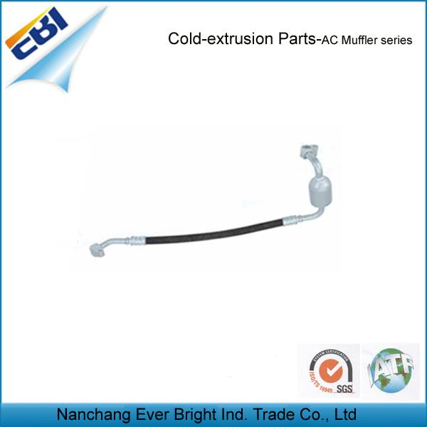 high performance auto parts, ac muffler and hose assembly