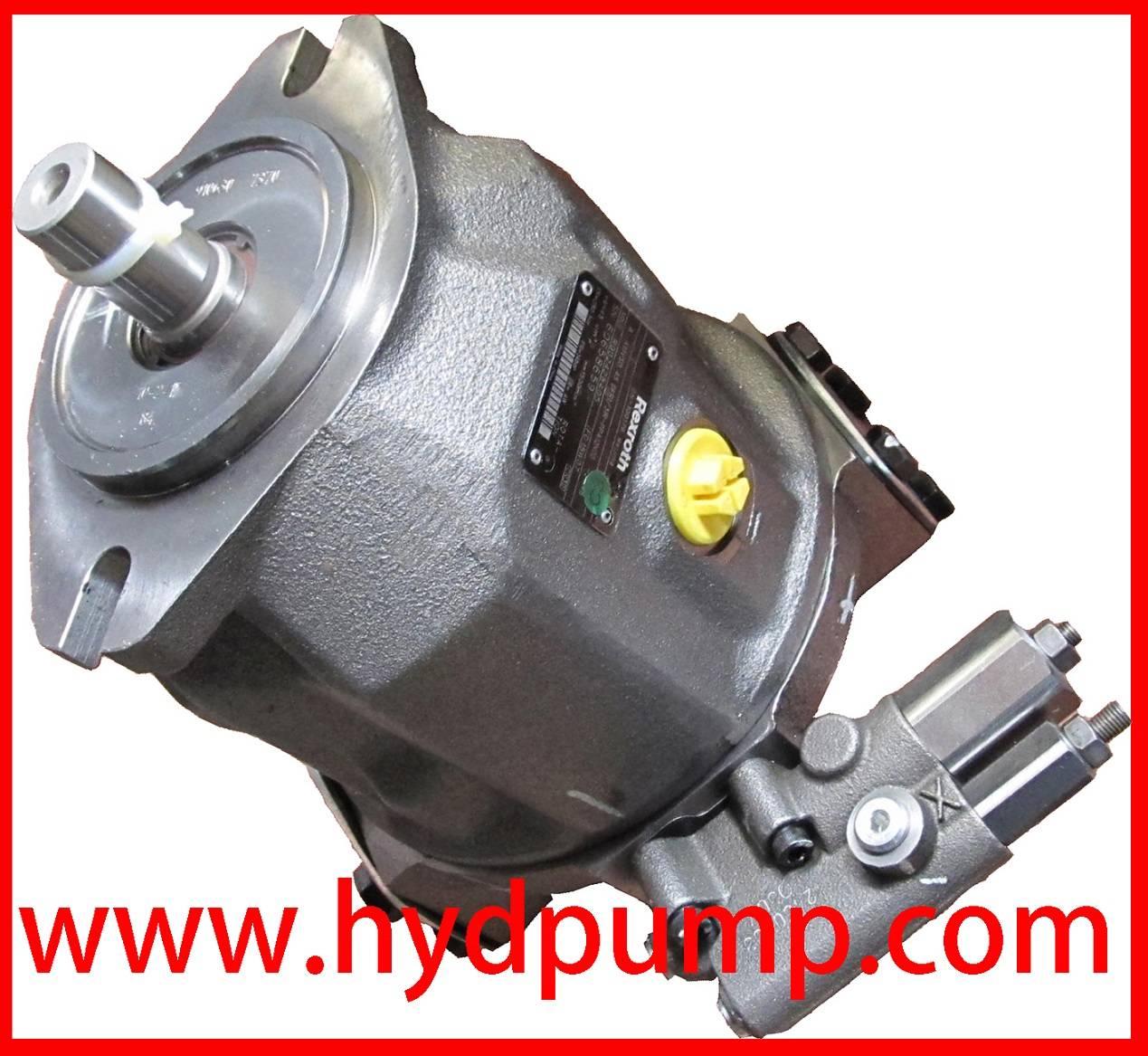 Brueninghaus Hydromatik Rexroth A10VSO hydraulic pump