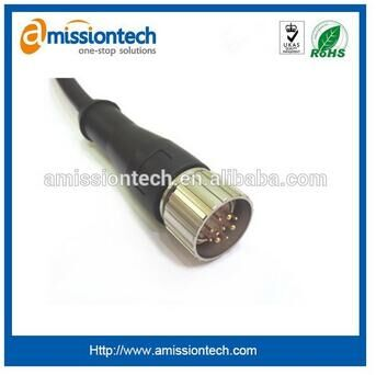 M5 M8 M12 M16 M23 connector cable