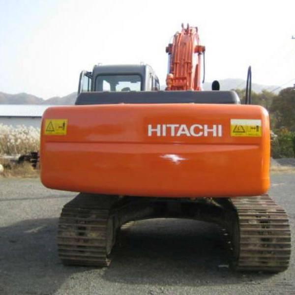 Used Hitachi ZX160LC Crawler Excavator