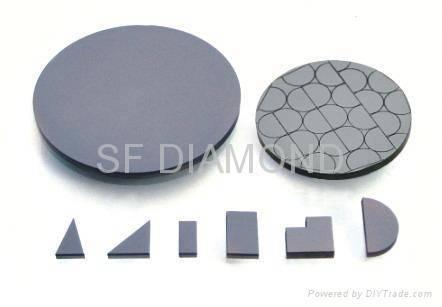 SFD PCD Cutting Tool Blanks