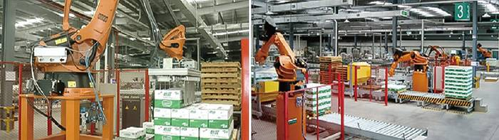 Robot Stacker
