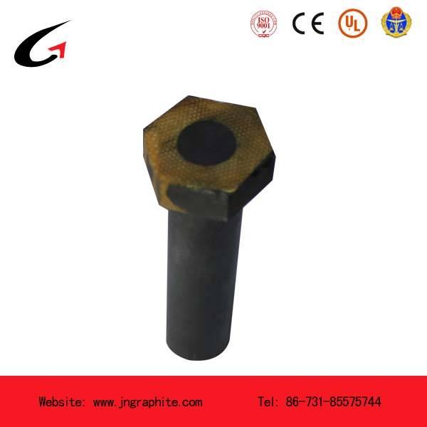 Graphite screw and bolt