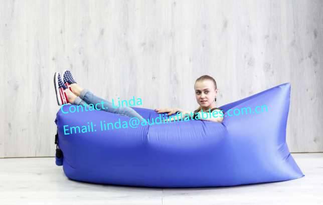 210D ripstop nylon lamzac hangout laybag