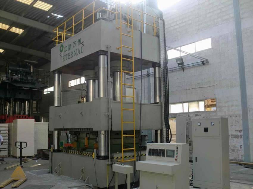 FRP Hydraulic Press Machine for SMC Skin Door