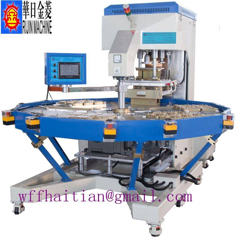 10kw Turnable High Frequency Plastic Welding Machine