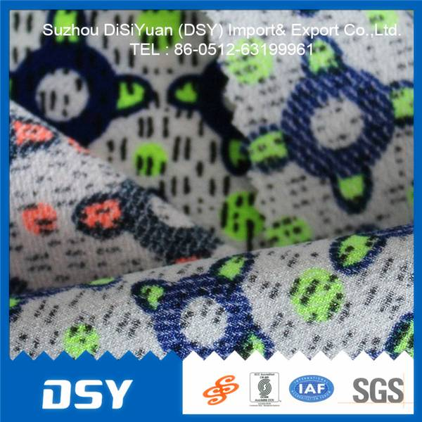 100%Polyester similar linen fabric for fashion 2014 fabric from China