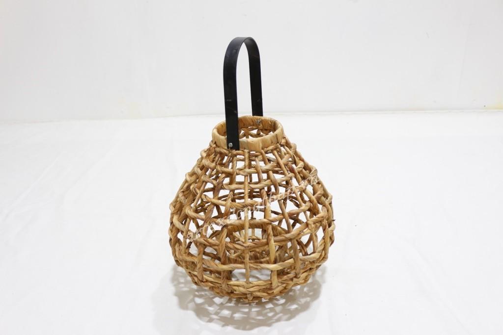 Water Hyacinth Lantern- SD1172A-1NA