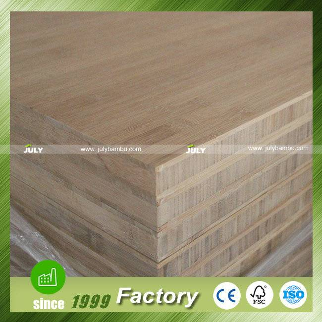 Professional bamboo plywood tabletop for furniture