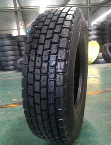 China truck tire EQUINOX 315/80R22.5