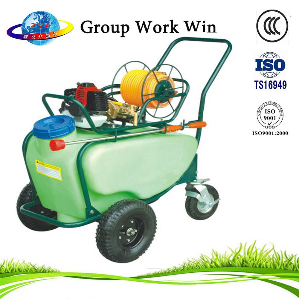 Agricultural Trolley Mounted Pesticide Sprayer