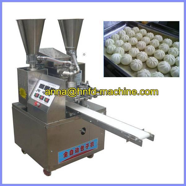 Steamed stuffed bun making machine,chinese baozi machine