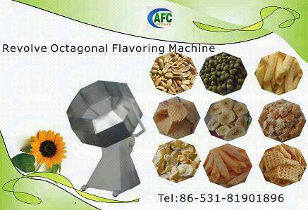 Snacks Flavoring Machine----8-Seasoner
